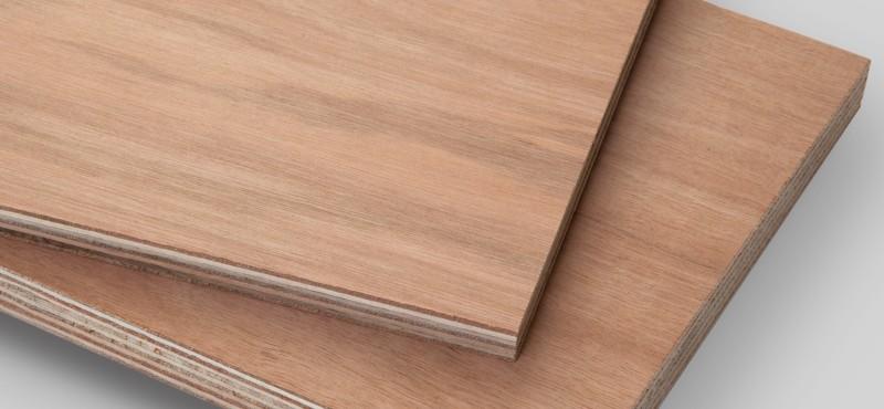 Hardwood Throughout PLYWOOD