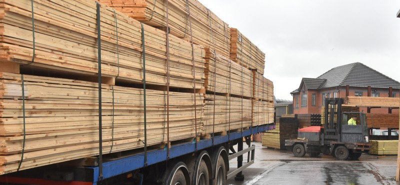 PALLET & PACKING CASE TIMBERS
